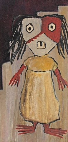 Pre-Columbian Doll