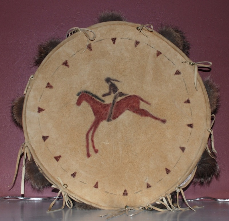 Ceremonial Drum Bag