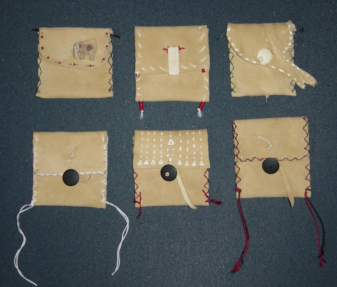 Small Herb Pouches