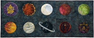 Nine Planet Mala